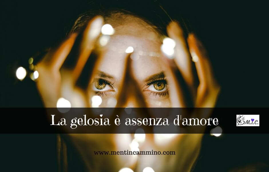 Gelosia: come superarla in tre passi