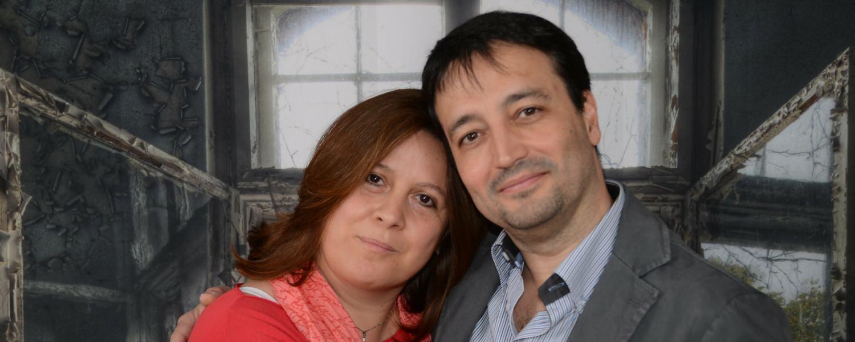 Chi siamo - MentinCammino - Sonia e Daniele
