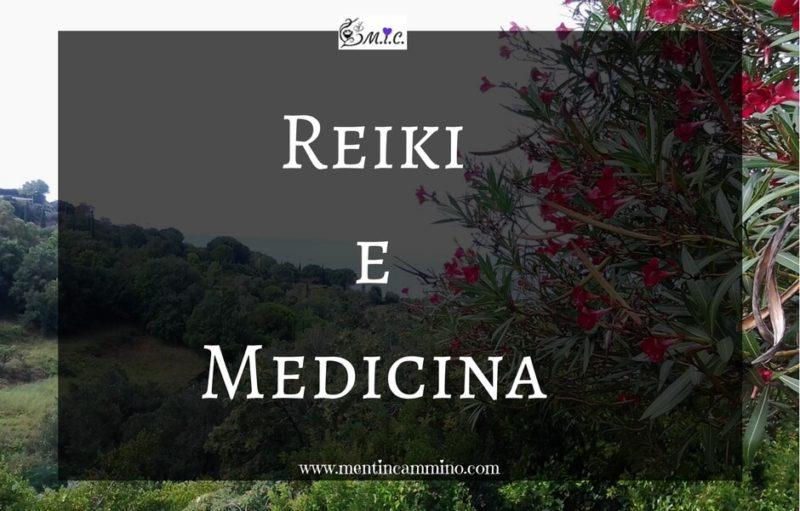 reiki e medicina