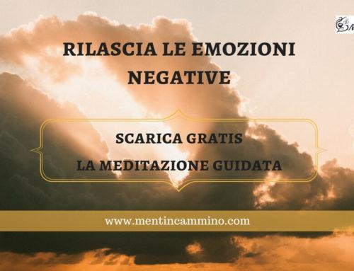 Rilascia le emozioni negative
