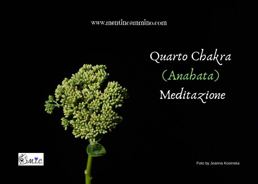 Quarto Chakra meditazione