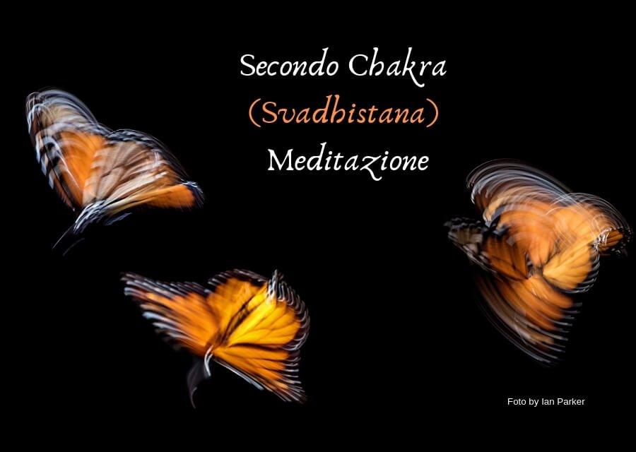Secondo Chakra meditazione