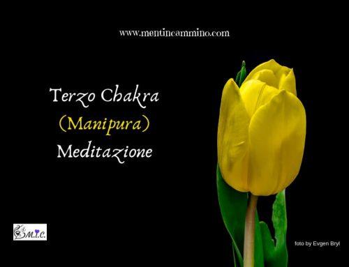 Terzo Chakra meditazione