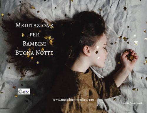 Meditazione per bambini – addormentarsi dolcemente