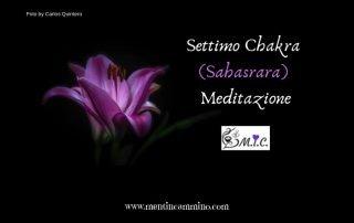 Settimo Chakra (Sahasrara) Meditazione
