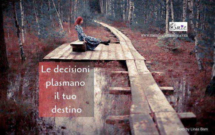 Il potere delle decisioni secondo Anthony Robbins