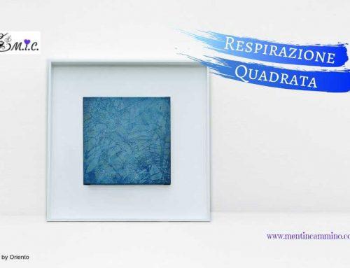Respirazione quadrata: come ritrovare lucidità mentale
